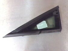 13789 C8 MK5 SEAT IBIZA 3DR HATCHBACK NS PASSENGERS FRONT QUARTER GLASS WINDOW