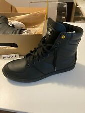 TCX Motorcycle Boots Rider Shoes size 11 45 Black Ducati Scrambler NEW x-wave