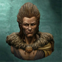 1/10 Celtic Chieftain Resin Bust Model Kits Unpainted GK Unassembled