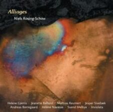 Niels Rosing-Schow: Alliages, New Music
