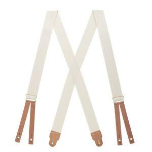 Civil War Suspenders - BUTTON