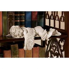 Sweet Repose Cherub Angel Statue Home Winged Sculpture
