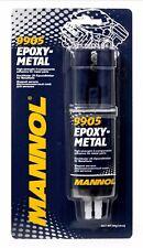 9905 EPOXY METAL GLUE 30g MANNOL MULTIPURPOSE STRONG AUTO PARTS HEAT RESISTANT