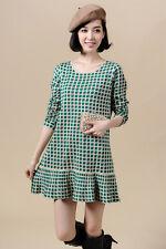 women's Elegant  Knit Tunic Top, Jumper, Dress