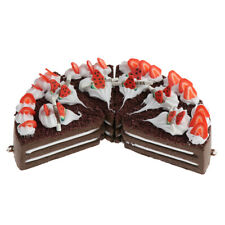 Realistic Artificial Cake Fake Cake Model Photography Props Home Decoration