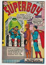 Superboy #120 F+ 6.5 DC National Comics Presents The Fate of Future Superman