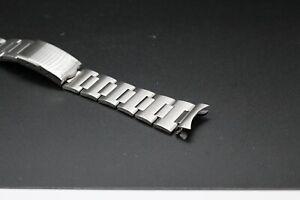 Bracelet W End Links for Seiko 6139-6013  6139-6015  6139-6017 6139-6019 Band
