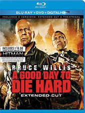 A Good Day to Die Hard Blu-ray/DVD, No Digital Copy Bruce Willis