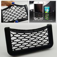 Car Auto String Mesh Storage Bag Pouch Net Organizer Cellphone Cigarette Holder