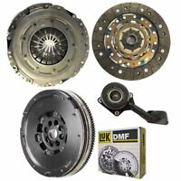 CLUTCH KIT AND LUK DUAL MASS FLYWHEEL AND CSC FOR FORD GALAXY MPV 2.0 TDCI