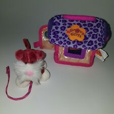 Groovy Girls Schnoodle Dog & Pet Shack Plush With Leash Pet Animal Puppy House
