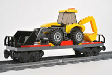 LEGO City Train Digger/Backhoe Wagon split from 60098 ***NEW*** 60051 60052