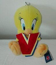 Peluche titti 15 cm looney tunes pupazzo originale trudi tweety plush soft toys