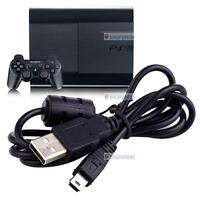 USB Charger Charging Cable Cord for Sony Playstation 3 PS3 Controller Gamepad CB