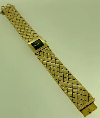 CHANEL Paris Damenuhr Matelasse' Gold 18 Kt. (750/1000)