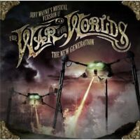 Jeff Waynes Musical Version Of The War Of The Worlds - The New Generation [CD]