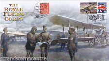 2012 The Royal Flying Corps - Buckingham 'Military' Series WWI Cover