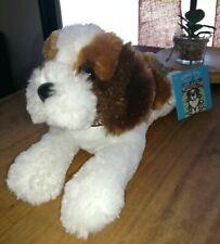 "Douglas Cedric Floppy Plush Saint Bernard Dog 12"" Toy Stuffed Biltmore Estate"