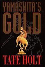 Yamashita's Gold-ExLibrary