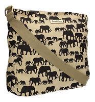 New Elephant Womens School Satchel Bag Messenger Ladies Shoulder Bag Crossbody