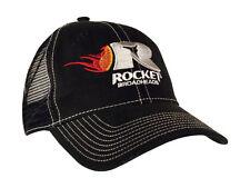 Trophy Ridge Rocket Broadheads Black Mesh Back Hat Agenda Arena 30 Bow Hat