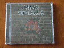 URBAN VIOLENCE – S/T SAME – CD 2004 AF RECORDS THRASH METAL CROSSOVER DRI