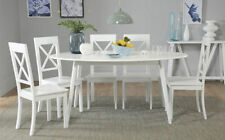 Kitchen Oval Traditional Table & Chair Sets