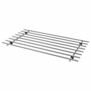 IKEA LÄMPLIG trivet stainless steel