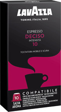 300 CAPSULE cialde espresso LAVAZZA COMPATIBILE NESPRESSO MISCELA DECISO