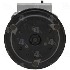 Factory Air 58152 New Compressor And Clutch