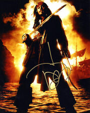 Action Autographed Signed Film Photographs of Male Artists