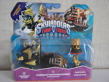 Skylanders Trap Team - Legendary Nightmare Express Adventure Pack  - NEU & OVP