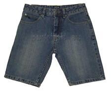 Boys Rip Curl Buller Walkshort Shorts Jeans Denim Walkshorts 16