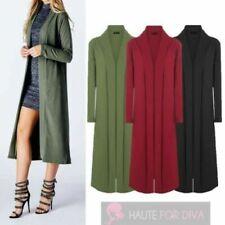 Manteaux et vestes ouverts pour femme