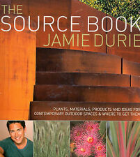 The Source Book, Jamie Durie, contemporary gardening