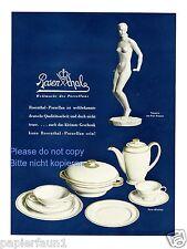 Rosenthal porcellana XL la pubblicità di 1935 ballerina Klimsch forma Winifred statua ad