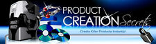 Product Creation Secrets eBook & Videos on CD
