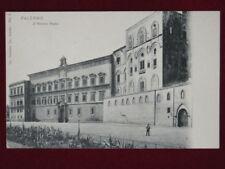 PALERMO - PALAZZO REALE NON VIAGGIATA #1908