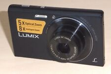 Panasonic Lumix DMC-FS50 16.1 megapixel digital camera - Black