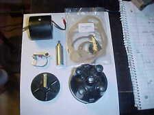 IHC H-4 Magneto Complete Rebuild Kit Coil Condenser Points Cap Rotor Gaskets