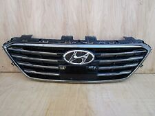 15 16 17 HYUNDAI SONATA FRONT GRILL GRILLE OEM