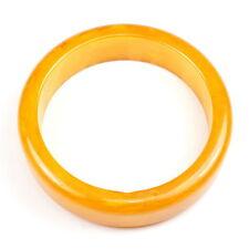 Bracelet jonc bakélite, vintage (Simichrome-Tested) (BAKELITE Bangle)