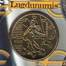France 2003 50 Centimes D'euro FDC Scéllée provenant coffret BU 109 407 exemplai