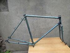 PEUGEOT CADRE VINTAGE ANCIEN VELO RANDONNEUR ROAD BICYCLE FRAME 55cm 650B