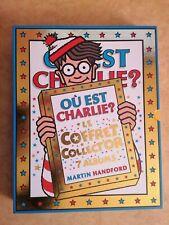 Où est Charlie - 7 albums - Coffret Collector Intégral - Livraison Gratuite