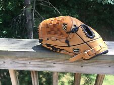 "Mizuno Gfn 1201 Franchise 12in. Baseball Softball Leather Glove Mitt ""Lefty"""