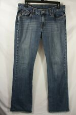 Lucky Brand Dungarees Jeans Bootcut Size 10/30