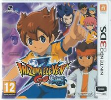 Inazuma Eleven GO: Shadow  (Nintendo 3DS) (EU Import)  BRAND NEW