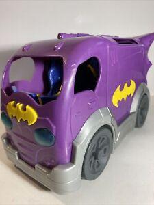 DC Super Hero Girls ~ Bat-Van ~ Mattel  2016  Rare  W 11' X  H 7'