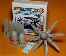 """1/48. E-2C/D & C-2A NP2000 props correct resin set, by """"Bring it!""""/""""MLH"""" #488"""